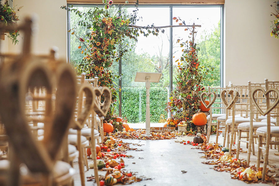 Autumn Ceremony- VLA Photography