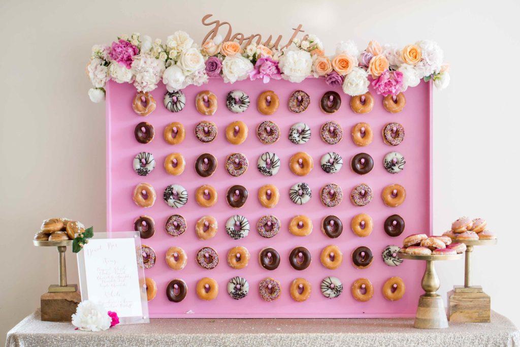 DonutWall- Philippa Sian
