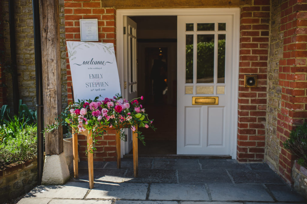 Welcome- Emily&Steve-1- Boutique Blooms