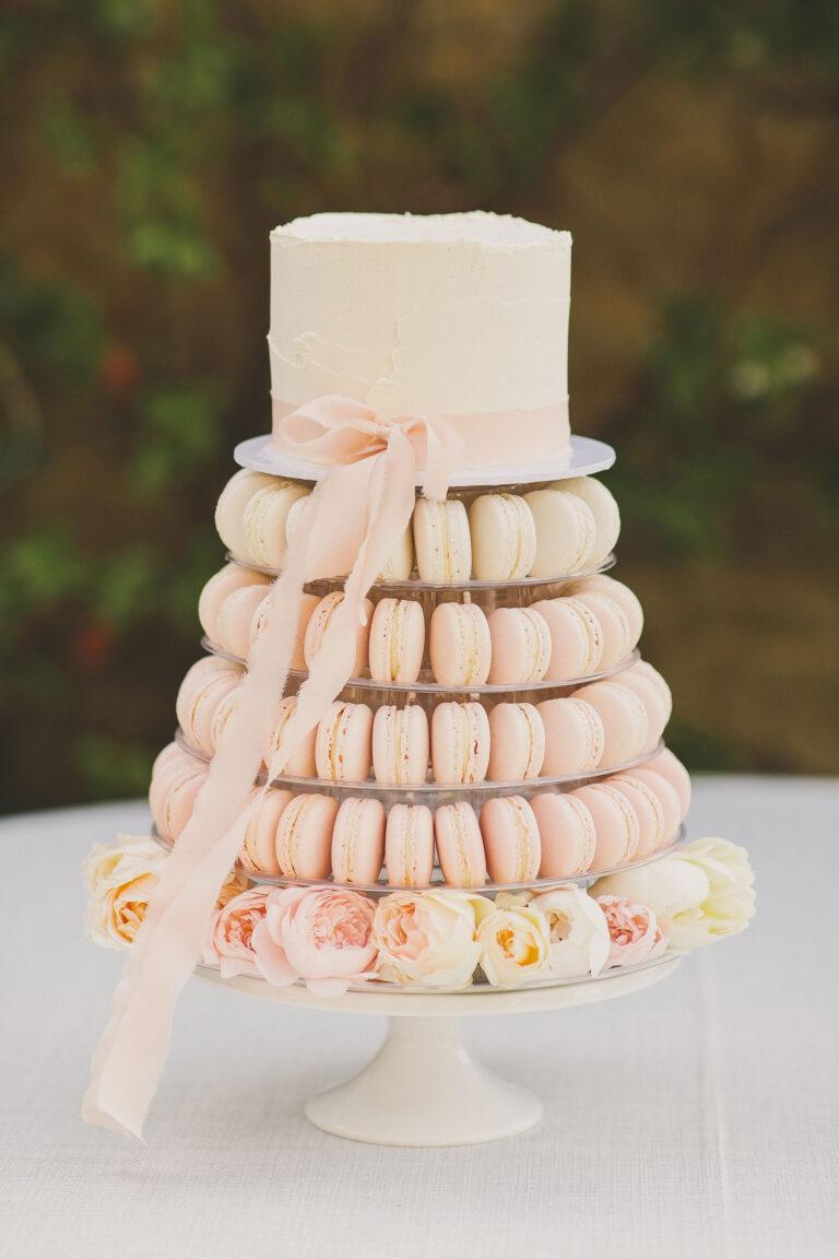 Macaroon-Cake-Scrumptious-Bakes-Millbridge-Court